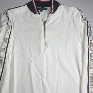 Tommy Hilfiger dress size M spell out white